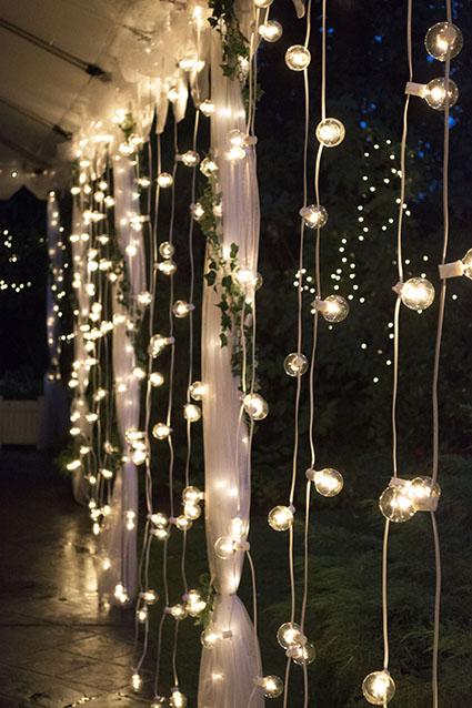 Clear, Bulb String